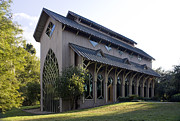 Lynn Palmer - University of Florida Chapel on Lake...