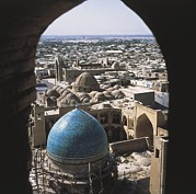Photographies Prints - Uzbekistan. Bukhara. Bukhara. Mir Arab Print by Everett