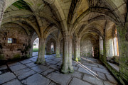 Adrian Evans - Valle Crucis Chapter House