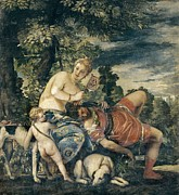 Veronese Art - Veronese, Paolo Caliari, Called Paolo by Everett