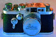 Wingsdomain Art and Photography - Vintage Leica Camera - 20130117 - v1