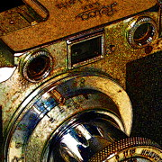 Wingsdomain Art and Photography - Vintage Leica Camera - 20130117 - v2 -...