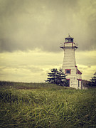 Edward Fielding - Vintage Lighthouse PEI