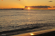 Cheryl Young - Waikiki Sunset 2