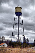 Cindy Nunn - Water Tower