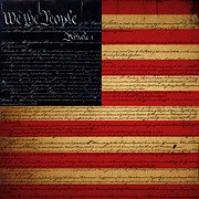 Wingsdomain Art and Photography - We The People - The US Constitution...
