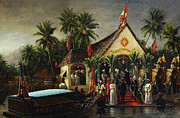 Ravi Art - Welcome by Raja Ravi Varma