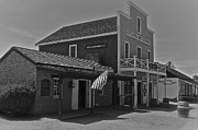 Old Town San Diego Photos - Wells Fargo Bank by Freddy Winter