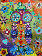 Pristine Cartera Turkus - WHIMSICAL oWL