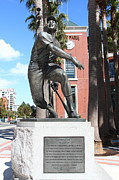 Wingsdomain Art and Photography - Willie Mays at San Francisco Giants ATT...