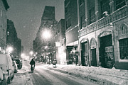 Vivienne Gucwa - Winter Night - New York City - Lower East Side