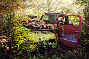 Old Trucks Photos - Your Brand of Country by Debra and Dave Vanderlaan