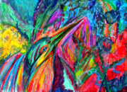 Abstracts Pastels -     Vincent by Azul Fam