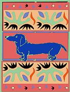 Jerry Schwehm -  The Blue Dog Dachshund