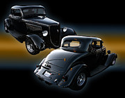 Peter Piatt - 1934 Ford Coupe