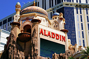 Aladdin Photos - Aladdin Hotel Casino by Mariola Bitner