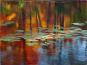 Ron Morecraft - Autumn Reflections I