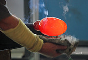 Suzanne Gaff - Blowing Glass II