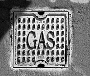 Signs - Gas by Robert Ullmann