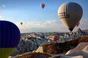 RicardMN Photography - Hot air balloons over Cappadocia