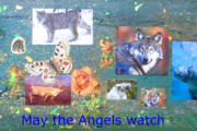 Mary Ann  Leitch - May the Angels Watch