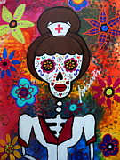 Pristine Cartera Turkus - Nurse Day Of The Dead