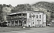 Historic Country Store Prints - Old Country Store Print by Mark Dottle