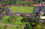 Philadelphia Cricket Club St Martins Campus And Golf Course - Philadelphia Cricket Club St Martins Clubhouse by Duncan Pearson