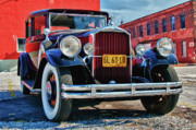 Cars Originals - Pierce Arrow 3468 by Guy Whiteley