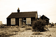 Prospect Cottage Prints - Prospect Cottage Derek Jarmen Print by Dawn OConnor
