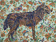 Tamed Print by Erika Pochybova-Johnson