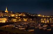 Angel  Tarantella - Tenby by Night