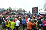 Randy J Heath - Tough Mudder Start