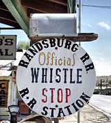 Cindy Nunn - Whistle Stop
