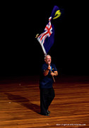 Flags - Australian Deaf Games 2012 by Edan Chapman
