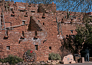 Hopi Prints - 12532 Hopi House Print by John Prichard