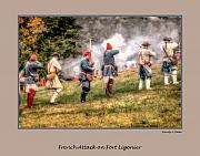 Randy Steele - 1758 French Attach on Fort Ligonier...