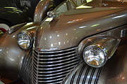 Michelle Calkins - 1940 Cadillac - Model 62 4-Door Sedan