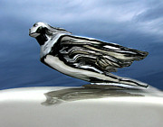 Peter Piatt - 1941 Cadillac Emblem Abstract
