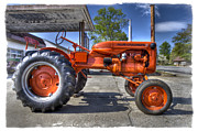 Debra and Dave Vanderlaan - 1947 Allis-Chalmers B