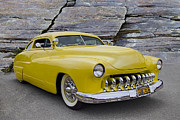 Debra and Dave Vanderlaan - 1949 Mercury Coupe