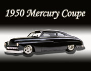 Peter Piatt - 1950 Mercury Coupe