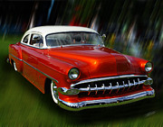 Peter Piatt - 1954 Bel Air Custom 02