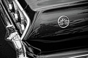 Gordon Dean II - 1963 Chevrolet Impala SS Black and White
