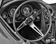 Gordon Dean II - 1963 Chevy Corvette Steering Wheel and...