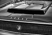Gordon Dean II - 1967 Dodge Charger Hood Scoop