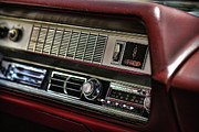 Gordon Dean II - 1967 Oldsmobile Cutlass 4-4-2 Dashboard