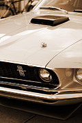 Gordon Dean II - 1969 Ford Mustang