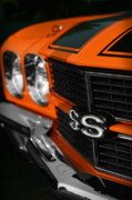 Gordon Dean II - 1970 Chevelle SS396 SS 396 Orange