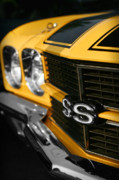 Gordon Dean II - 1970 Chevelle SS396 SS 396 Yellow